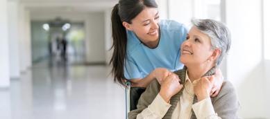 Cours Assistance à la personne en établissements de santé