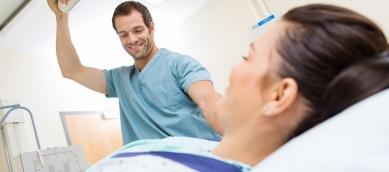 CFP Assistance à la personne en établissements de santé