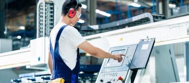 CFP Opération d'équipements de production