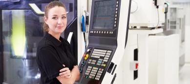 CFP Usinage sur machine-outils à commande numérique