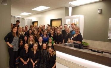 Félicitations au département de coiffure, 2343.90 $ amassé au bénéfice de la recherche sur le cancer