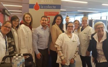Donner du sang : un geste qui fait du bien!